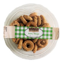 Country Cookiessalty Rings 21.16 oz