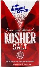 Diamond Kosher Salt 48 oz.
