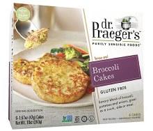 Dr. Praeger Broccoli Pancake 10 oz