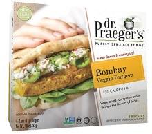 Dr. Praeger Bombay Burger 10 oz