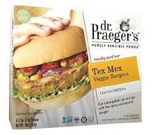 Dr. Praeger Tex Mex Burger 10 oz