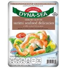 Dyna-sea Surimi Shrimp 16 oz