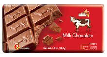 Elite Chocolate With Buttons 3 oz