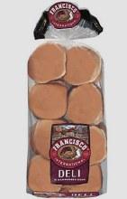 Francisco Hamburger Buns 16 pack