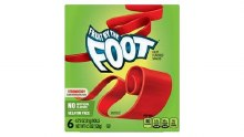 Fruit By Foot Strawberry 4.5 oz