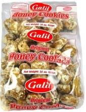 Galil Honey Cookies 16 oz
