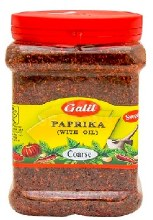 Galil Paprika With Oil Coarse 400 gr