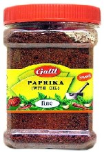 Galil Paprika With Oil Fine 400 gr