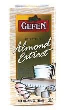 Gefen Almond Extract 2 oz