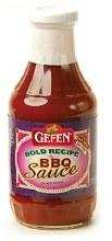 Gefen Bold Bbq Sauce 18 oz