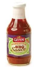 Gefen Bbq Sauce 19 oz