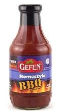 Gefen Bbq Sauce H & S 18 oz