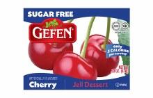 Gefen Jello Diet Cherry 0.35 oz
