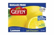Gefen Jello Diet Lemon 10 g