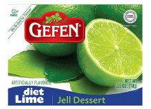 Gefen Jello Lime 3.0 oz