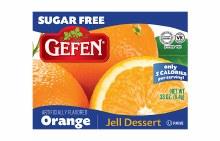 Gefen Jello Diet Orange 10 g