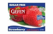 Gefen Jello Diet Strawberry 10 g