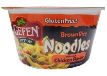 Gefen Noodles Bowl Chicken 2.25 oz