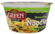 Gefen Noodles Bowl Veg. 2.25 oz