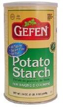 Gefen Potato Starch 24 oz