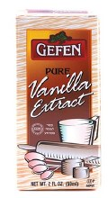 Gefen Pure Vanilla 2 oz