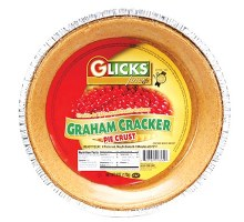 Glick Graham Pie Crust 6 oz