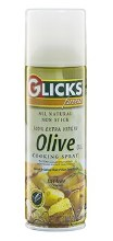 Glick Olive Oil Spray 5 oz