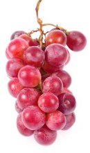 Grapes Red Seedless  -- Per Lb