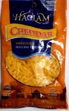 Haolam Cheddar Shredded 8 oz