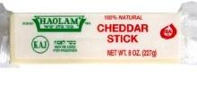 Haolam  Cheddar Stick 8 oz