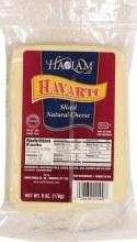 Haolam Havarti Cheese Slc. 7oz
