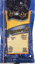 Haolam  Mozzarella Sliced 6oz