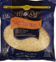 Haolam Mozzarella Shred 2 lb