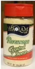Haolam Grated Parmesan 3.5 oz