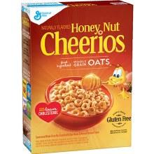 Honey Nut Cheerios 12.25 oz