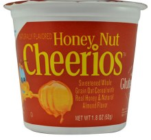 Honey Nut Cheerios Cup 1.8 oz