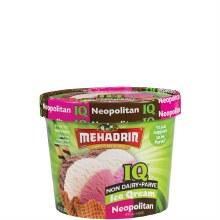 Mehadrin Ice Cream Neapolitan 56 oz