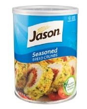 Jasons Crumbs Flavored 15 oz