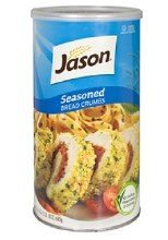 Jasons Bread Crumbs Flavored 24 oz