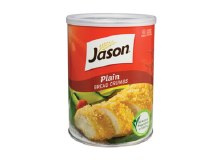 Jasons Bread Crumbs Plain 15 oz