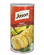 Jasons Bread Crumbs Plain 24 oz