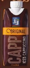 J & J Iced Cappuccino 11 oz