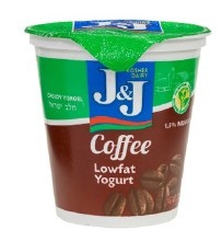 J & J Yogurt Coffee 7 oz