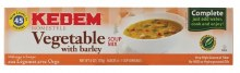 Kedem Vegetable Soup Mix 170g