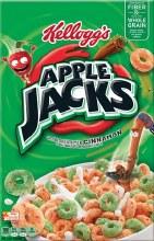 Kellogs Apple Jacks 12.2 oz