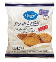 Kineret Potato Latkes 21.16 oz