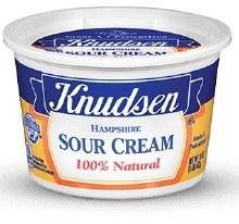 Knudsen Sour Cream 16 oz