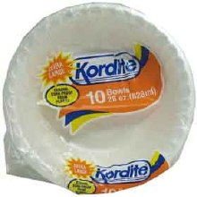 Kordite Bowls 10 pcs