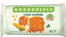 Kosherific Corn Cutlets 16 oz
