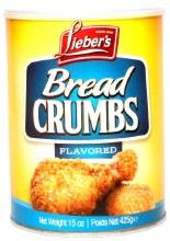 Liebers Flavored  Crumbs 15oz